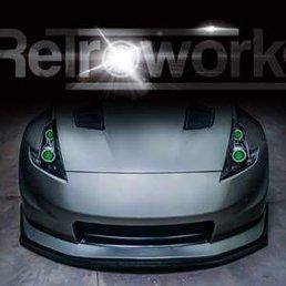 retro works