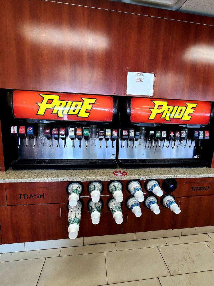 Pride Auto/Truck Travel Plaza: 48710 Vicksburg Rd, Salome, AZ