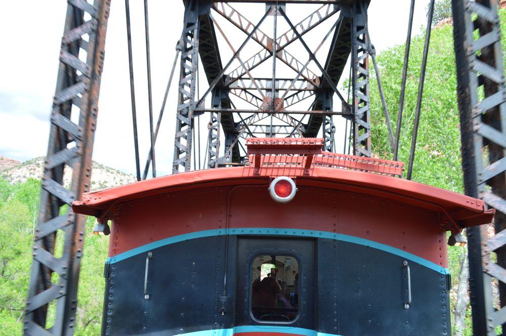 Verde Canyon Railroad: 300 N Broadway, Clarkdale, AZ