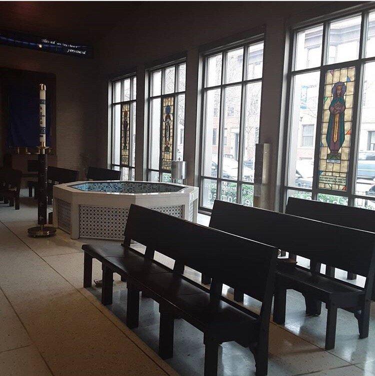 St. Teresa of Avila Catholic Church: 1037 W Armitage Ave, Chicago, IL