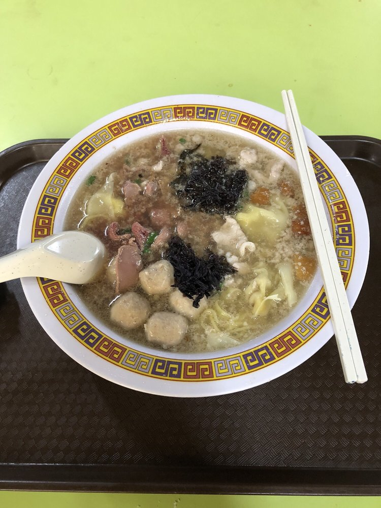Tai Wah Pork Noodle Singapore