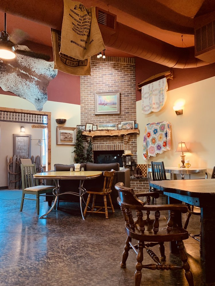 Social Spots from Mill Iron Coffee House