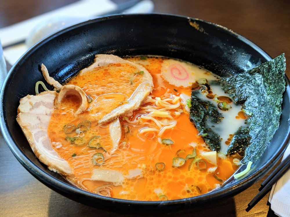 Captain Crab & Ramen: 420 S 72nd Ave, Yakima, WA