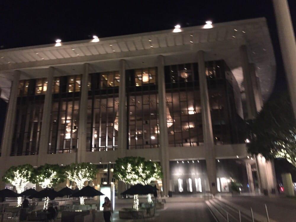 Restaurants Near Ahmanson Theatre Los Angeles Ca