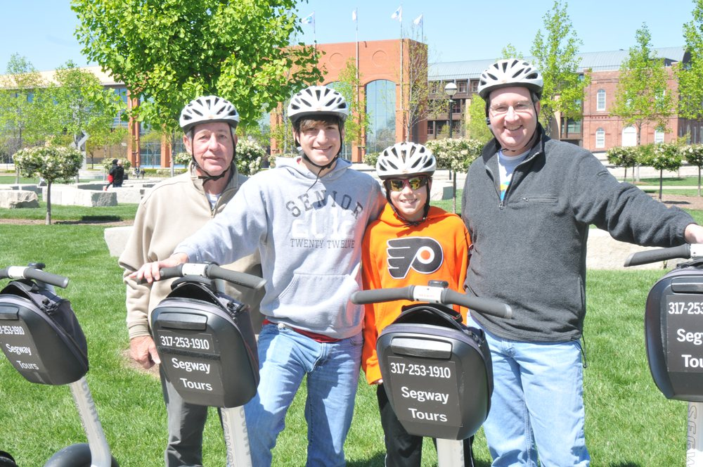 Segway of Indianapolis Tours