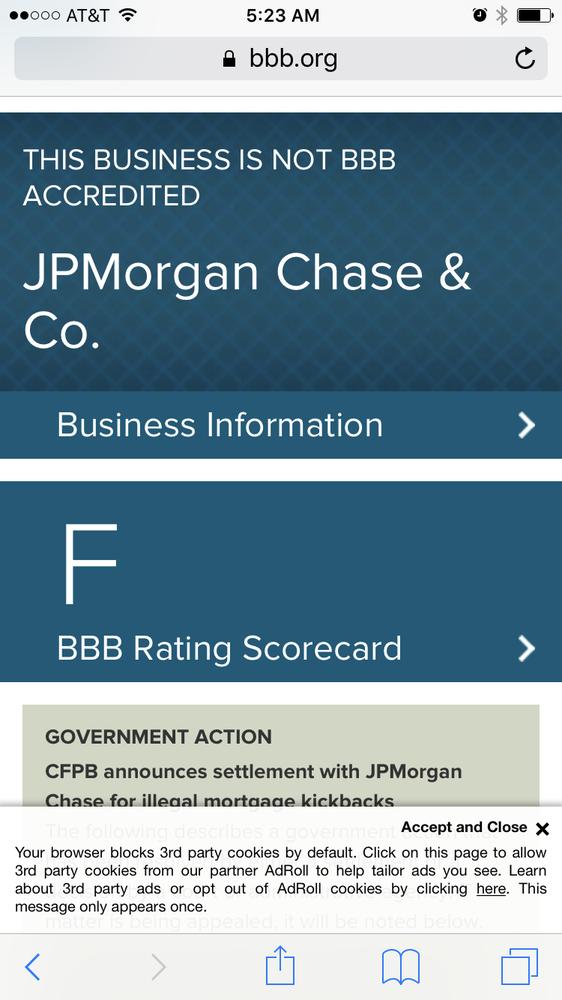 JPMorgan Chase - 15 Reviews - Banks & Credit Unions - 1 Chase ...