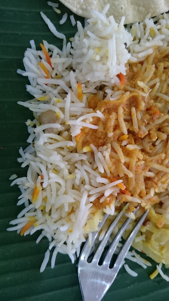 Karu's Indian Banana Leaf