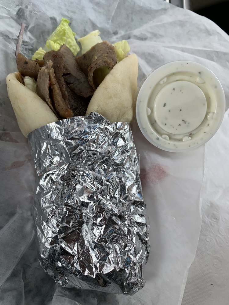 Food from Gyro House