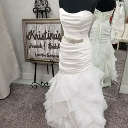 Love Your Gown - Kristina\'s Bridal and Formals - Bridal - 316 ...