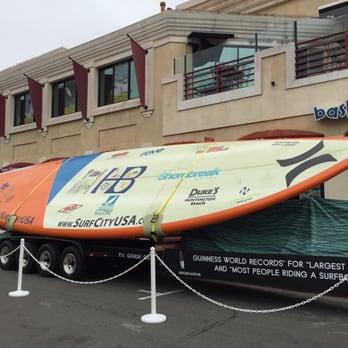 Surfboard Huntington Beach The Best Beaches In World