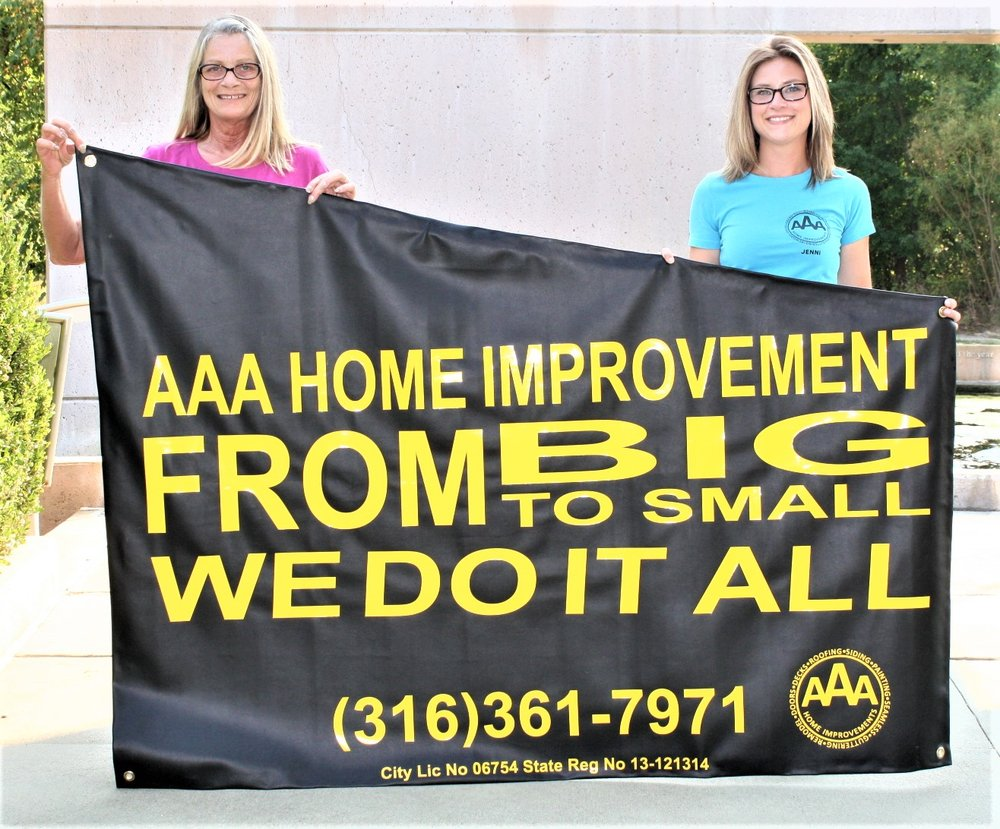 AAA Home Improvement: 1916 S Main St, Wichita, KS