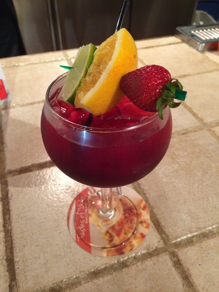 Berry Sangria Yelp