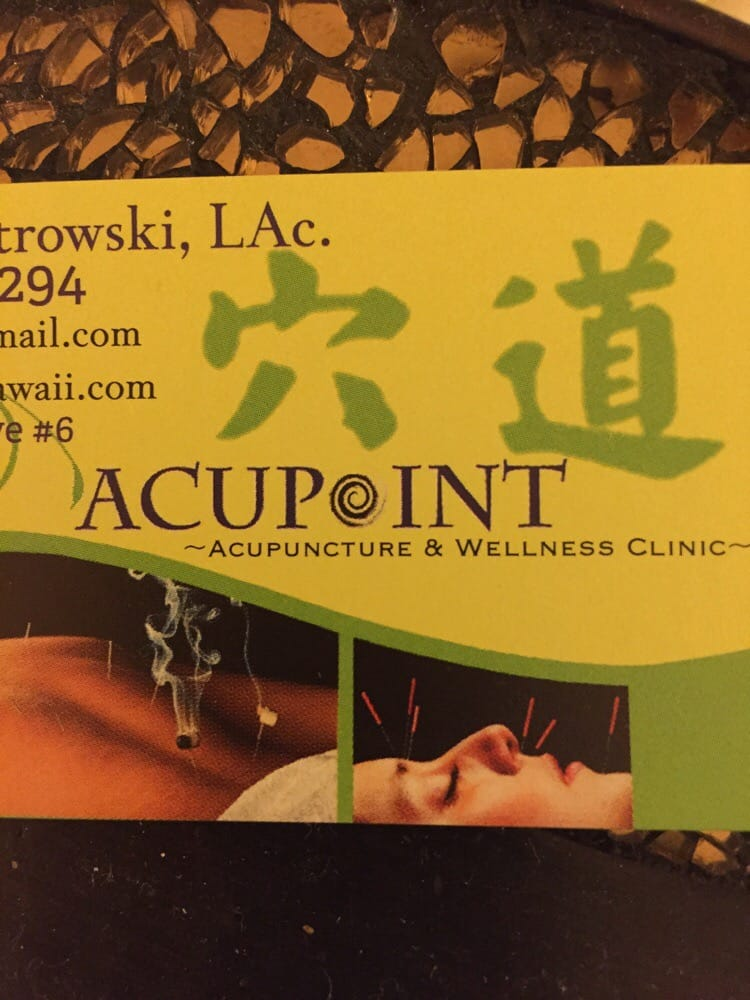 Acupoint Wellness Clinic