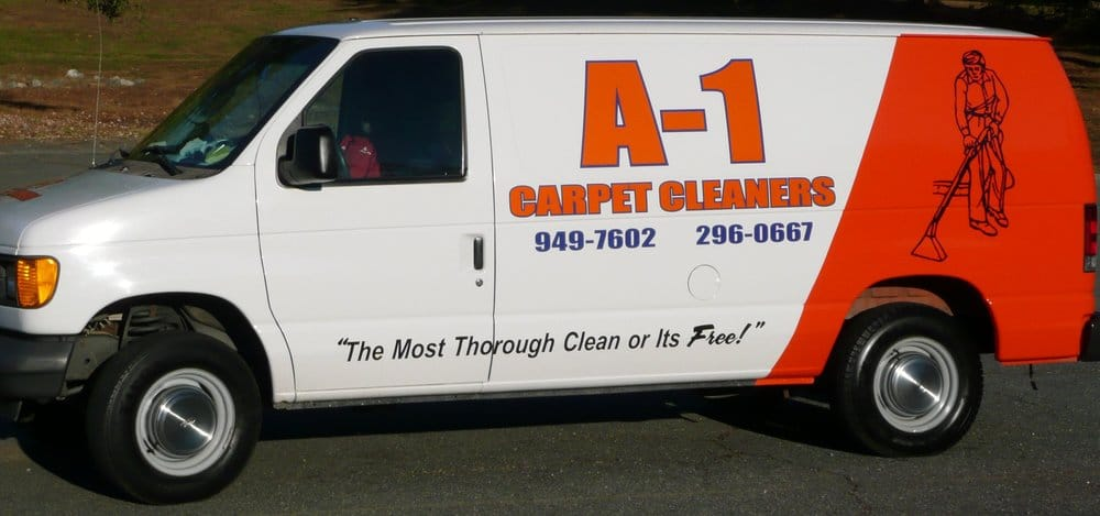 A-1 Carpet Cleaners: Gordonsville, Waynesboro, VA