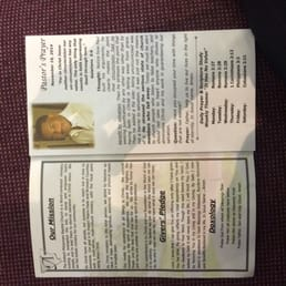 Photos For Antioch Missionary Baptist Church Yelp
