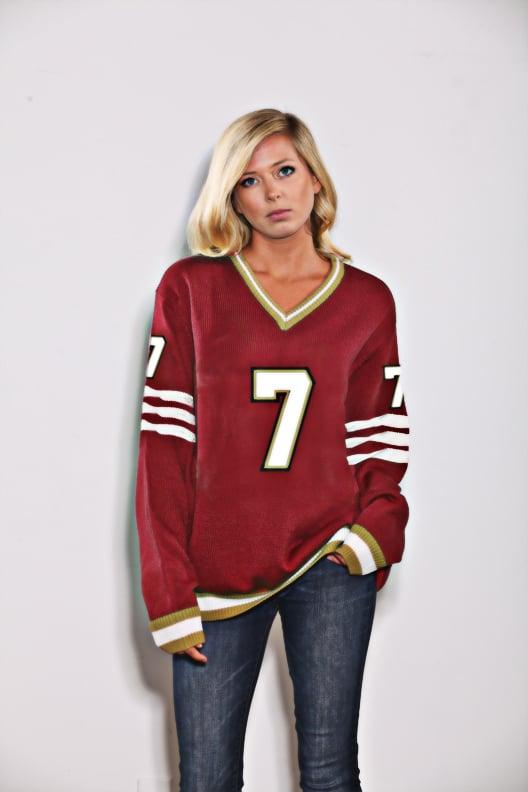 Jersey Sweater: 4610 Park Blvd, San Diego, CA