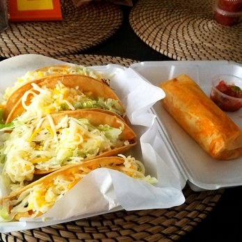 Diana Mexican Food Carson Menu
