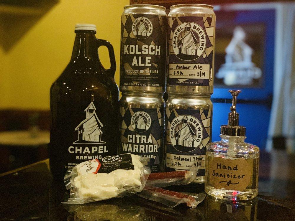 Chapel Brewing: 15 Hester St, Dundas, MN