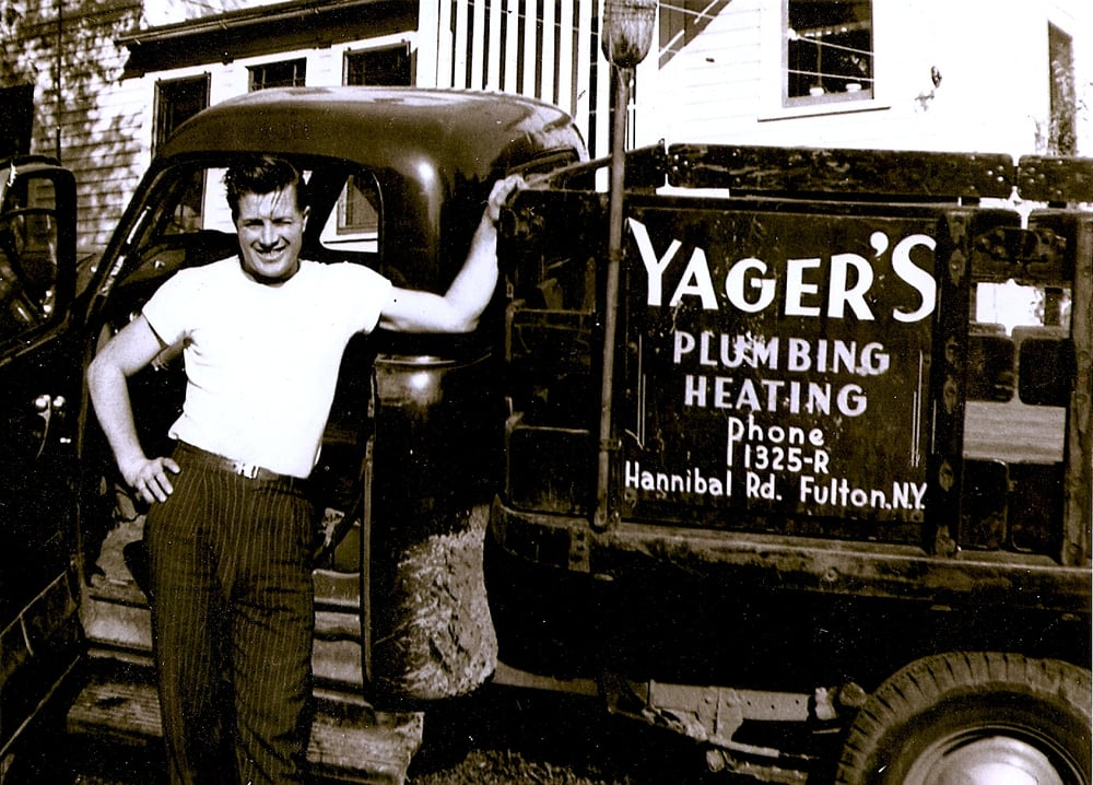Yager's Plumbing & Heating: 103 Ontario St, Fulton, NY