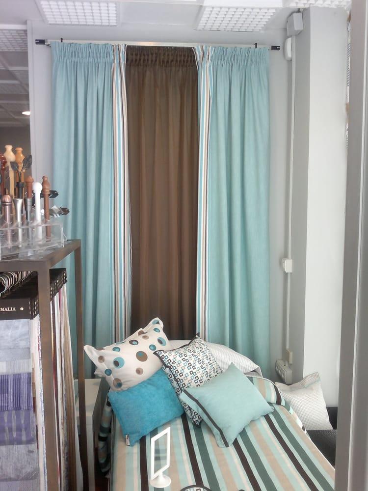 Textil hogar montilla dise o de interiores calle - Diseno interiores granada ...