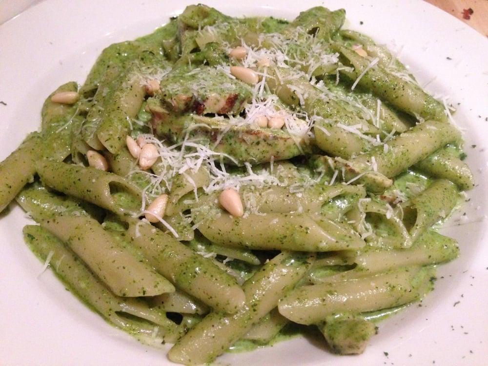 Pesto pasta yelp for Aruffo s italian cuisine