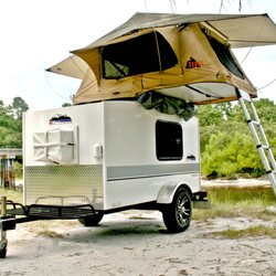 Photo Of Happy Little Camper Rentals