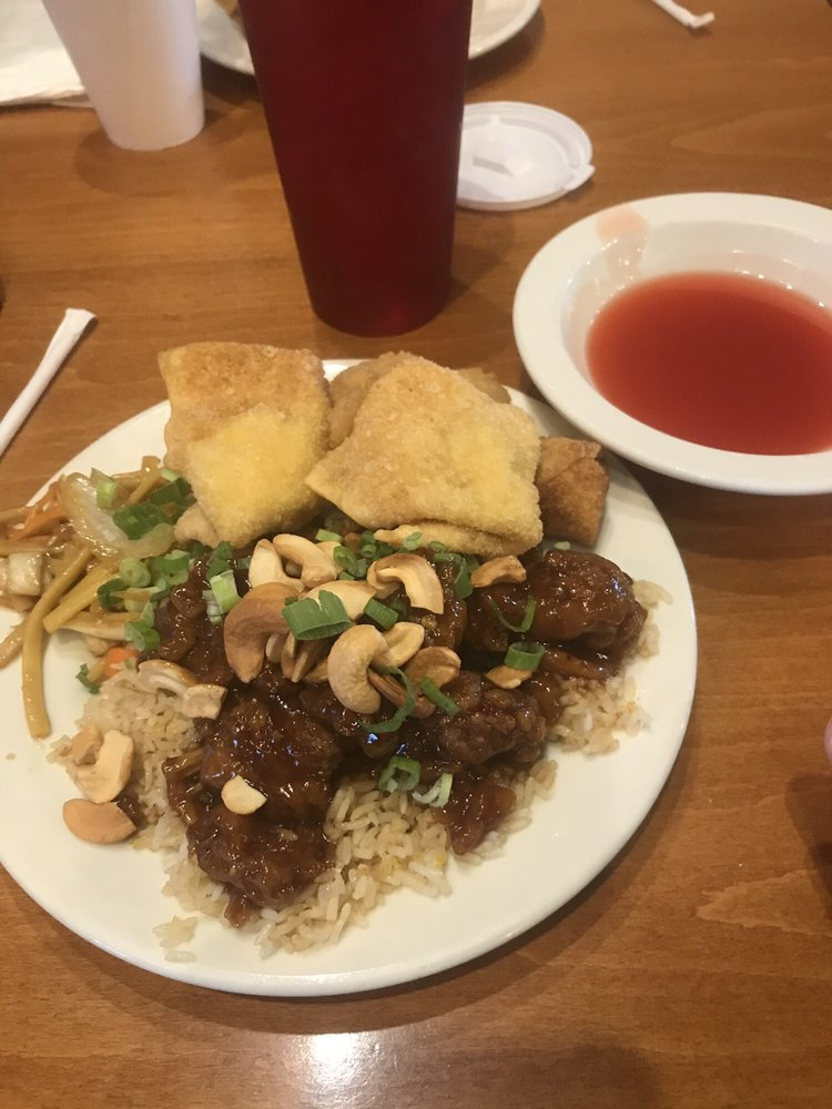 Jasmine Chinese Restaurant: 2117 S Springfield Ave, Bolivar, MO