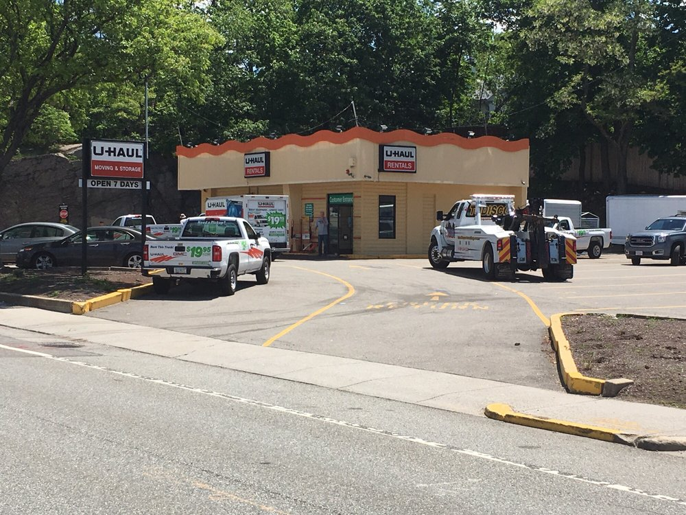 U-Haul of Rt 9 Brookline - 32 Reviews - Self Storage - 270 Boylston