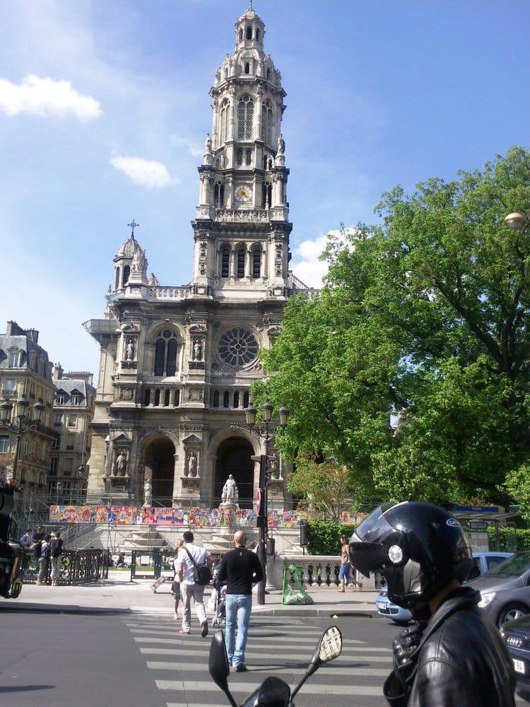 Restaurants Trinit Ef Bf Bd Paris
