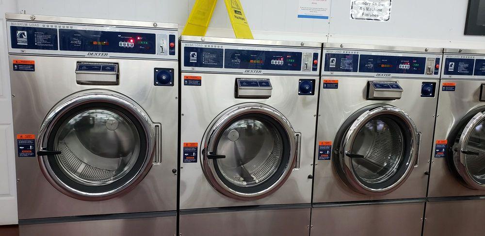 Super Clean Coin Laundry: 545 E Main St, Danville, IN