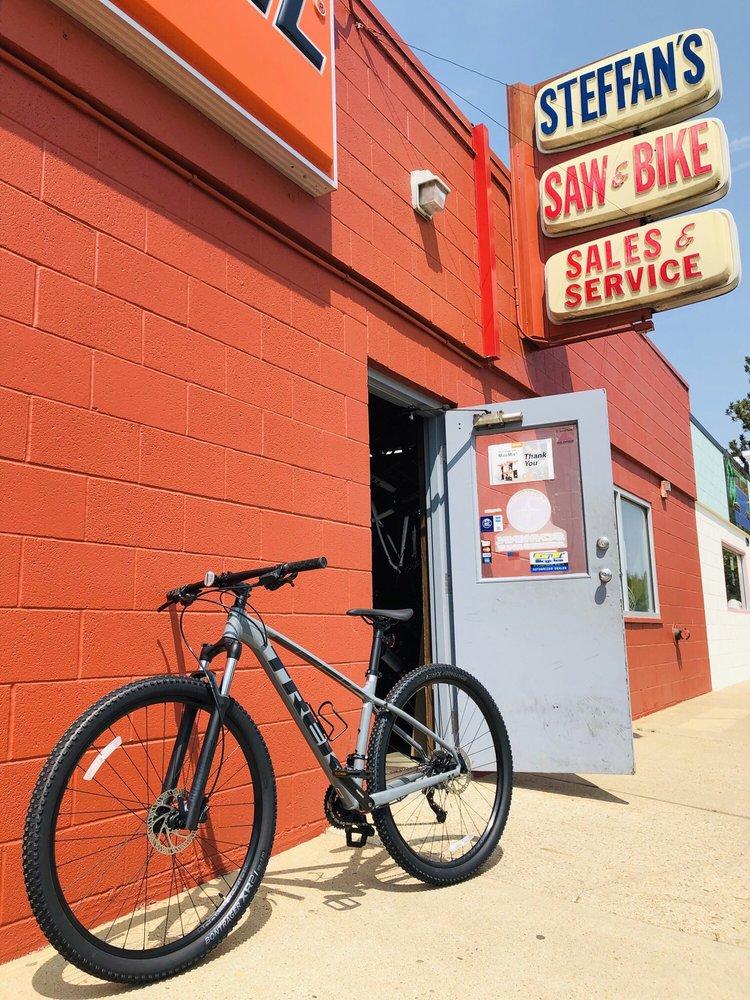 Steffan Saw & Bike: 121 3rd Ave E, Dickinson, ND