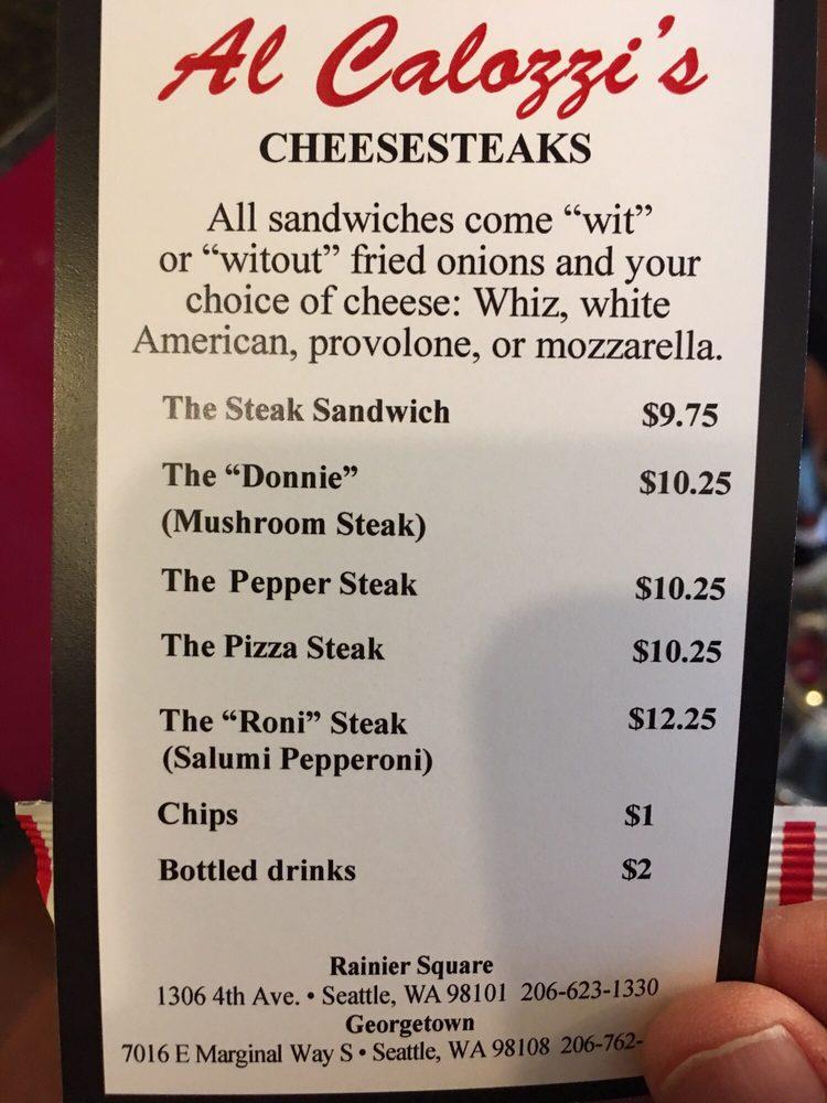 Calozzi's Cheesesteaks - CLOSED - 182 Photos & 488 Reviews