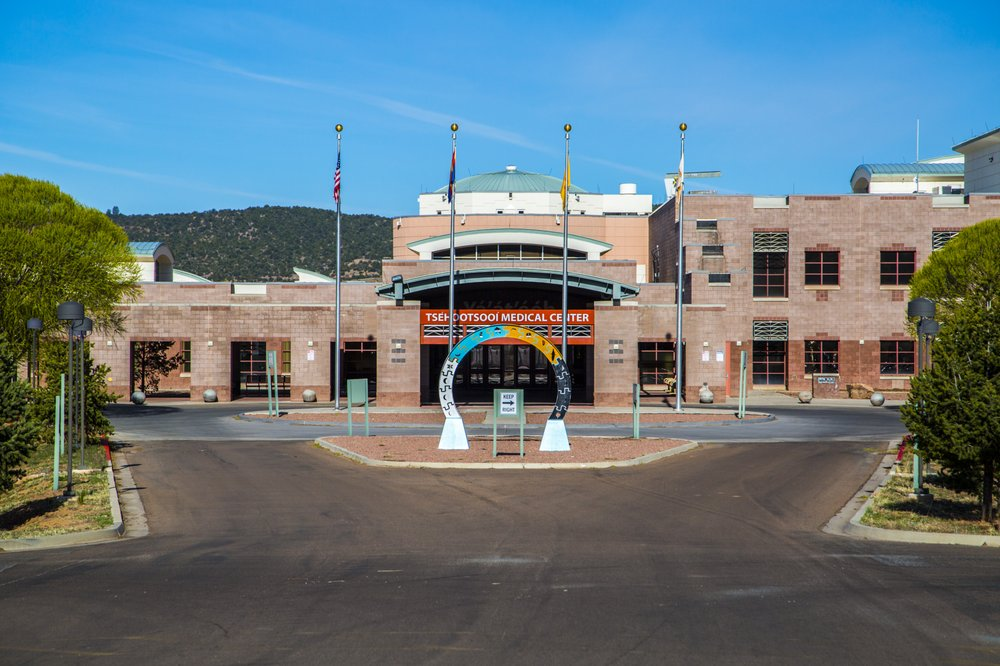Tsehootsooi Medical Center: Rte N12, Fort Defiance, AZ