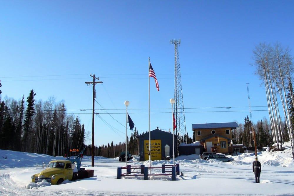Parks Highway Towing: Nenana, AK