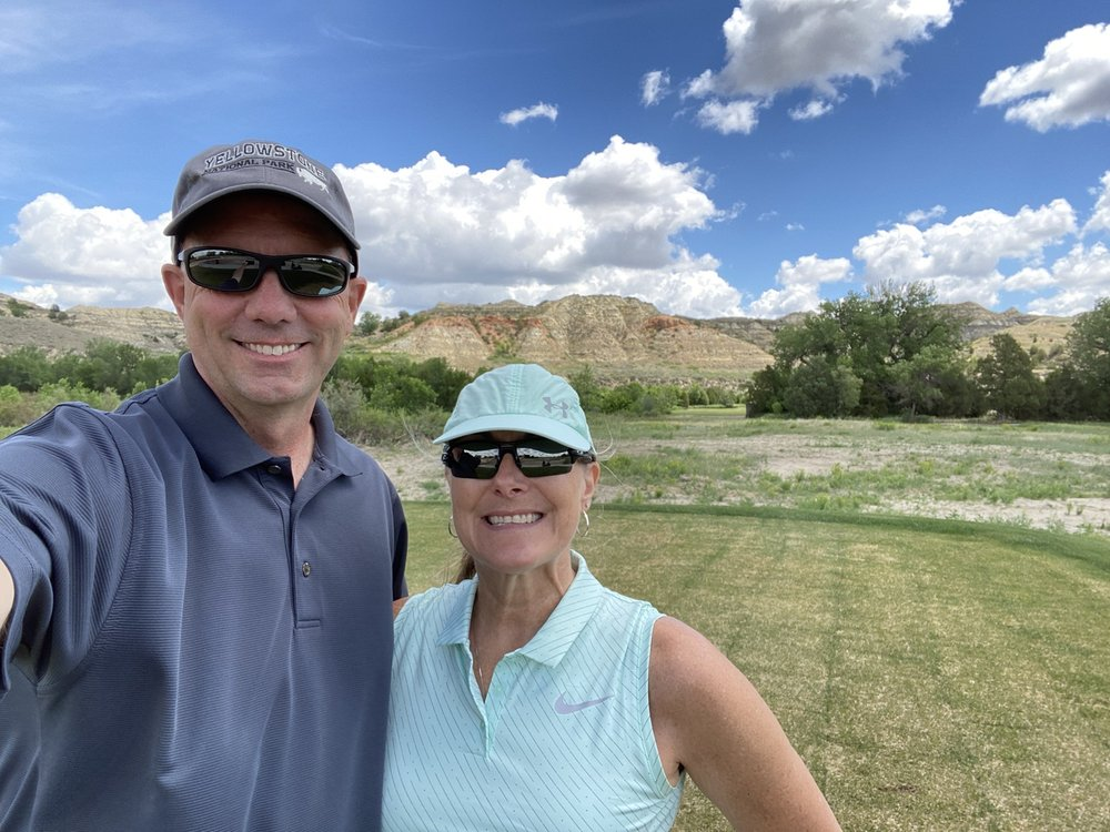 Bully Pulpit Golf Course: 3731 Bible Camp Rd,, Medora, ND
