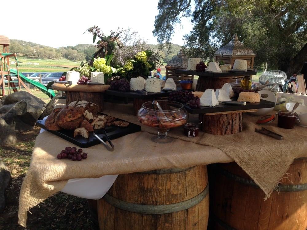 El Campito Farm: 24611 Martin Way, Alpine, CA