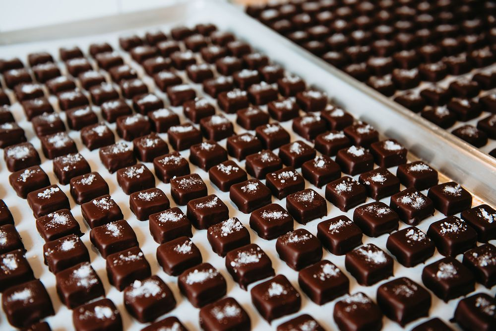 Social Spots from The Chocolate Season