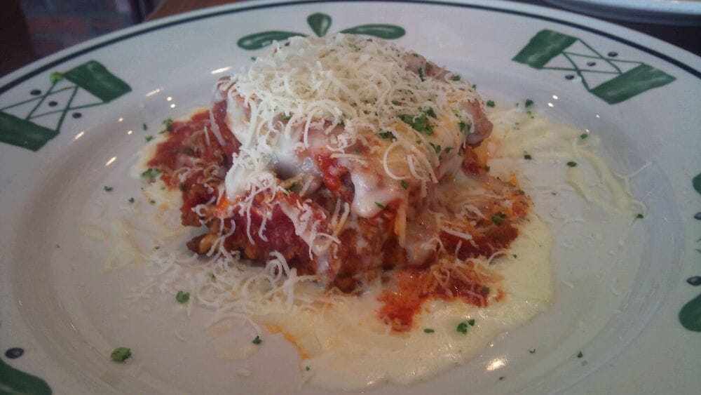 Perfect Photo Of Olive Garden Italian Restaurant   Downey, CA, United States.  Lasagna Classico