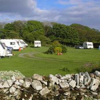 Photo Of Knock School Caravan Park