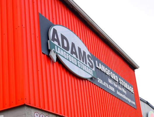 Photo of Adams Storage Langford - Victoria BC Canada  sc 1 st  Yelp & Adams Storage Langford - Self Storage - 883 Van Isle Way Victoria ...