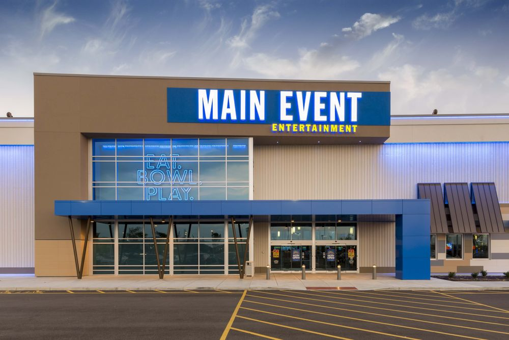 Main Event Entertainment: 9477 Oxford Way, West Chester, OH