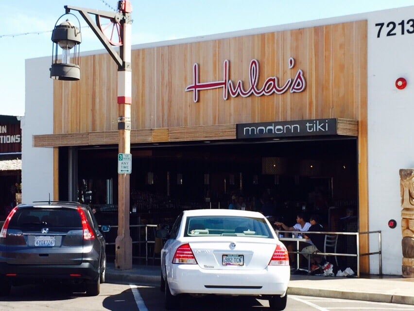 Hula's Modern Tiki Scottsdale