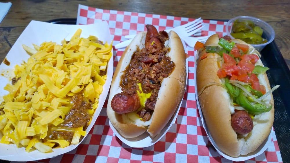 Fab Hot Dogs Valencia Ca