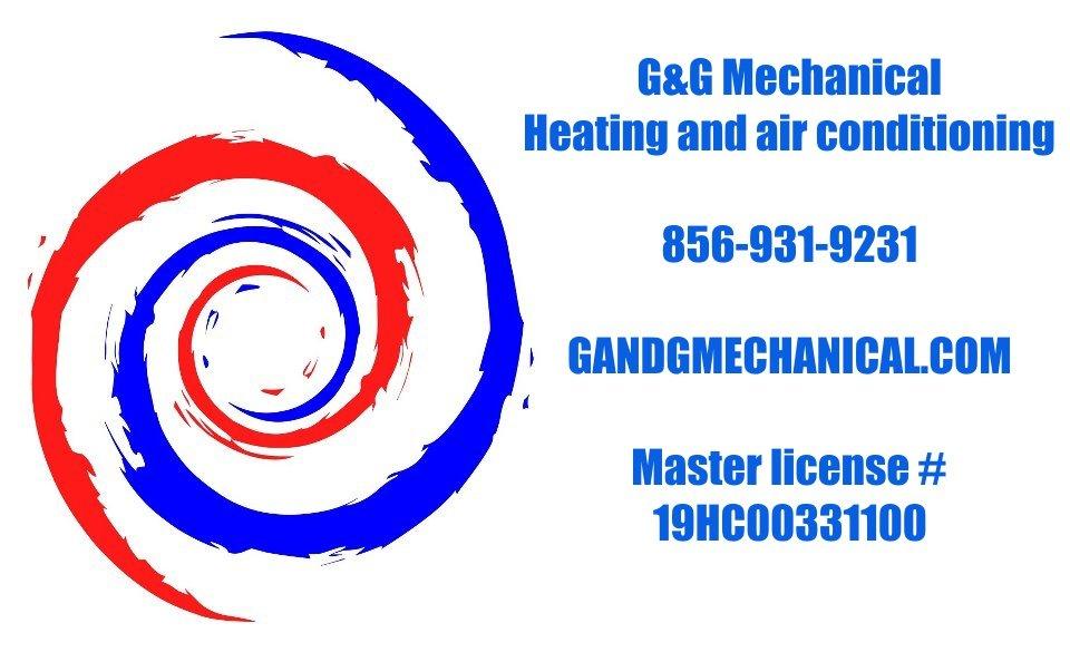 G & G Mechanical Contractors Inc: 765 Devenney Dr, Bellmawr, NJ