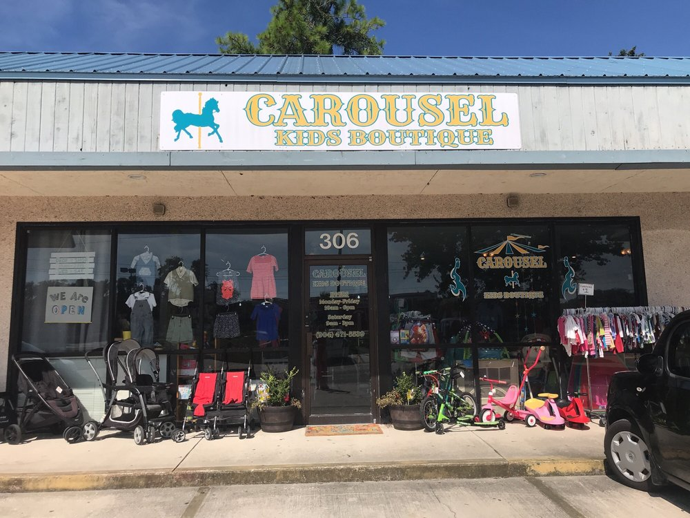 Carousel Kids Boutique