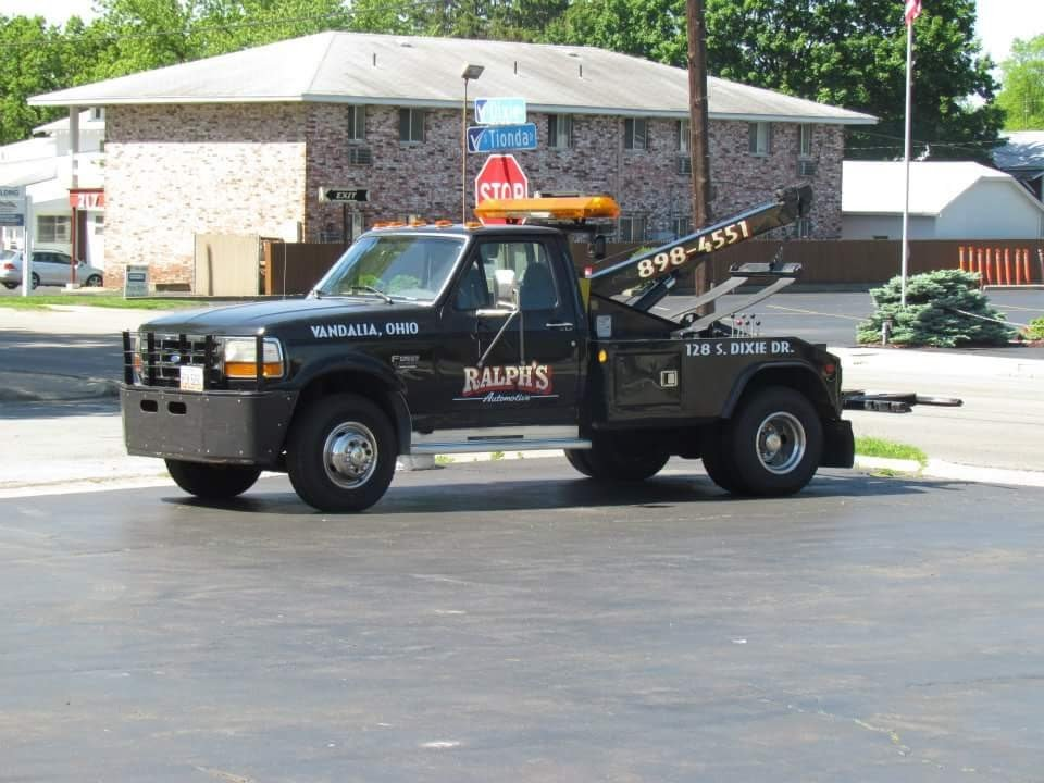 Towing business in Clayton, OH