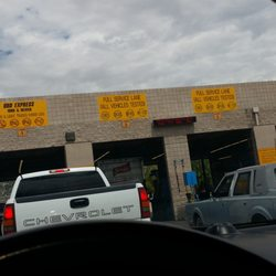 Photo of ADEQ Vehicle Emission Testing Station - Mesa, AZ, United States. Quick