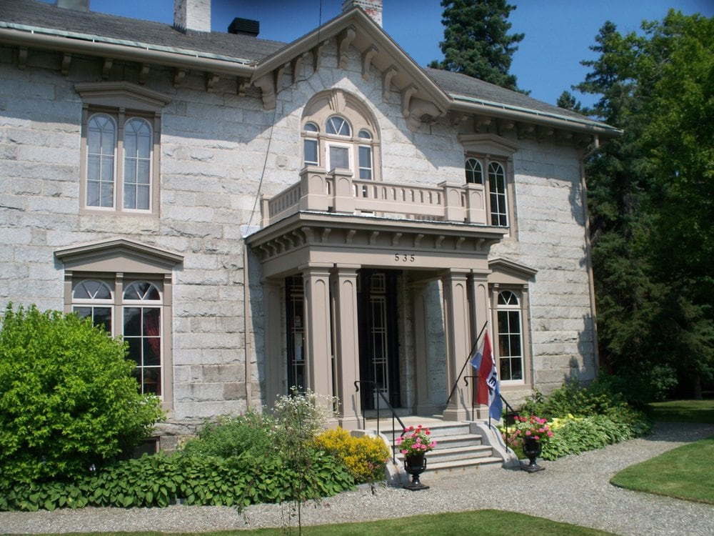 Musée Colby-Curtis: 535 Rue Dufferin, Stanstead, QC