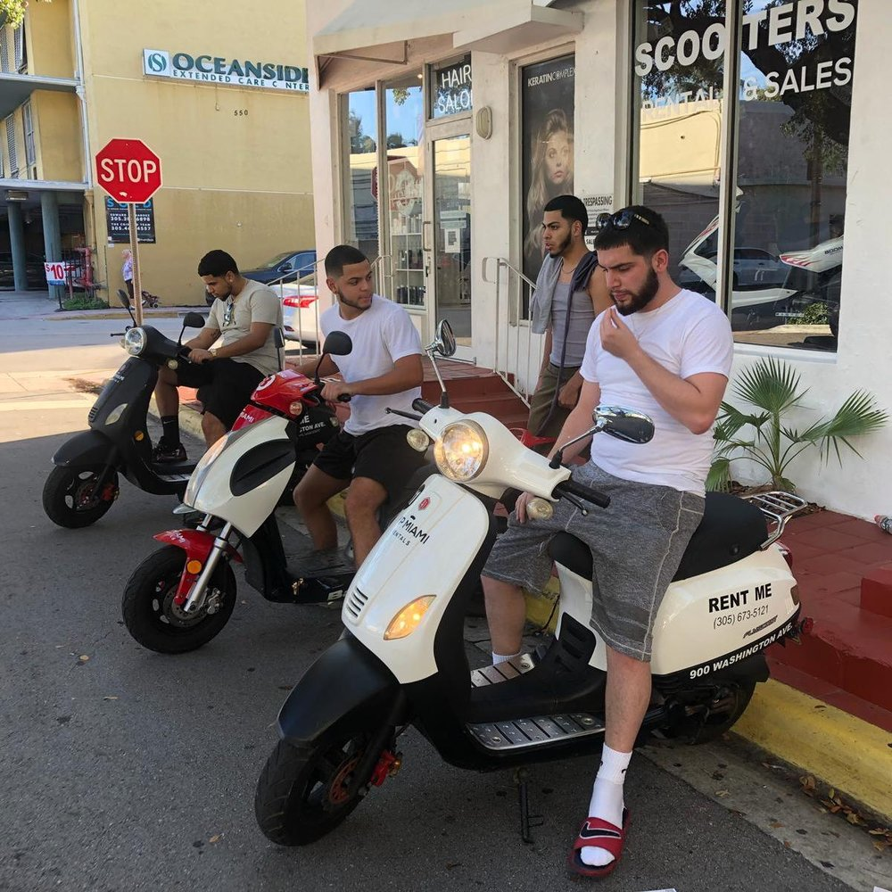 reputable site f4a08 7a507 VIP Miami Rentals - Scooter Rentals - 44 Photos - 900 Washington Ave, Miami  Beach, FL - Phone Number - Yelp