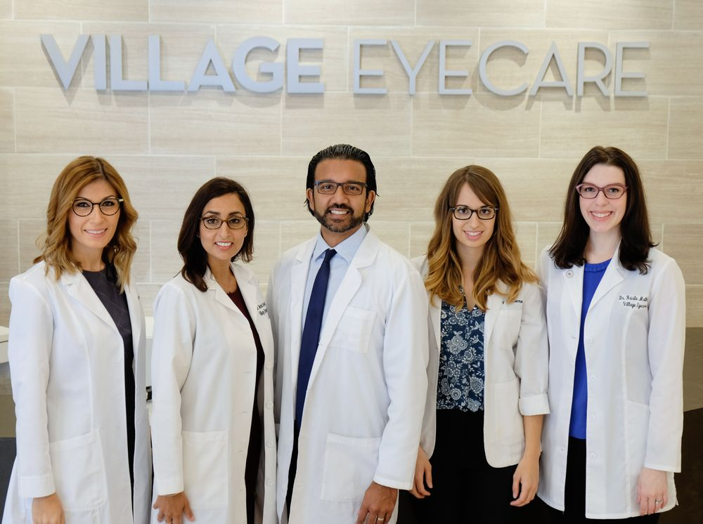 Village Eyecare - University Village